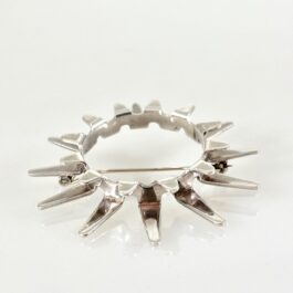 Brooch by Tone Vigeland for PLUS